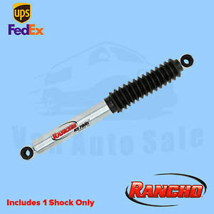 """RS7000MT Rancho 2-3"""" lift Rear Shock for 1959-1975 Jeep CJ6"""