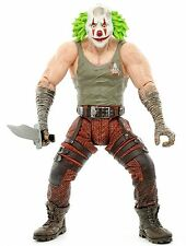 DC Direct Collectibles Batman Arkham City CLOWN THUG w/ Knife Action Figure 2012