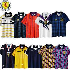 Scotland Home court Away 1980-1990 Retro Shirt Men's Football Jersey Fan jersey
