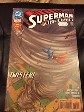 Superman In Action Comics #722 DC Comics