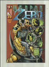 Weapon Zero . # 7. Image Comics.