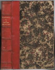 Les CHERCHEURS de PISTES par Gustave AIMARD Comanches Cèdre Rouge Ed. AMYOT 1860