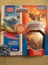 Skylanders Trap Team Mega Bloks Bundle Walmart-Exclusive New