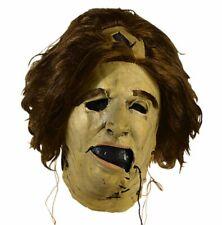 Trick or Treat Killing 1974 Grandma Mask Texas Chainsaw Massacre Leatherface New
