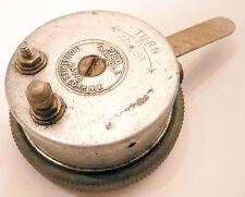 vintage RICO TRI-POLE * part : Tested /Working --- SPEAKER DRIVER 5V - HAM HORN