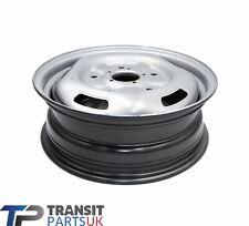 """TRANSIT WHEEL 16"""" INCH MK6 MK7 SINGLE REAR WHEEL STEEL SRW 1901703 2000 TO 2014"""