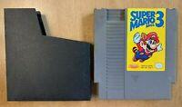 Super Mario Bros. 3 (1990) - Nintendo Entertainment System - Cartridge Only