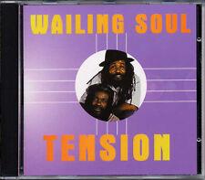 Music CD Wailing Souls Tension 1997 Sealed Reggae Roots
