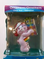 Care Bears Ornament 2006 American Greeting Cheer Bear with Candy Cane NIB