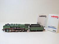 Dampflok Serie 25 016 der SNCB,Belgien,Epoche III, MÄRKLIN HO,3314,OVP,FH