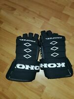 KOHO PRO FEEL 140 ADULT HOCKEY GLOVES EXCELLENT CONDITION