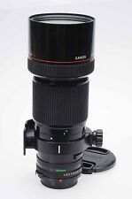 Canon FD 300mm f4 L Lens 300/4                                              #221