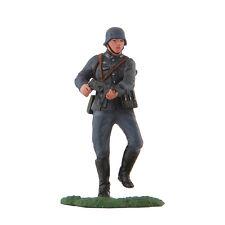 Tin Toy Soldier German WW2 Infantryman metal sculpture 54mm hand painted #210