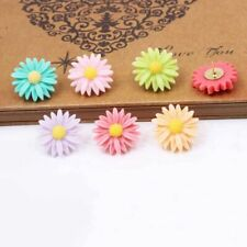 Decorative Push Pins, Assorted Color Floret Creative Thumbtacks for Home/Of