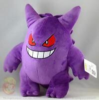 """GENGAR pokemon plush 12""""/30 cm Pokemon Plush Doll Gengar UK Stock Fast Shipping"""