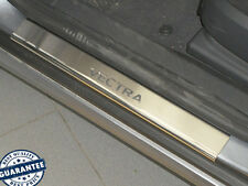 OPEL VECTRA C 2002-2008 Stainless Steel Door Sill Guard Cover Scuff Protectors