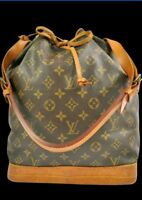 """72"""" Draw String For Louis Leather DrawString Montsouris Backpack NOE Bag"""