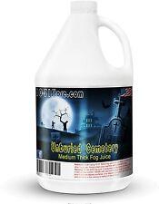 Fog It Up!Gallon Unburied Cemetery Medium Thick Fog Juice, Fog, Free Shipping!