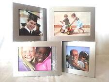 Cadre Photo En Aluminium pour 4 Panneaux à Fournir 31,8 x 26,7 cm