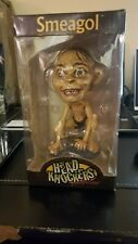 Lord of the Rings The Hobbit Smeagol Gollum Head Knocker - NECA - UNOPENED NEW