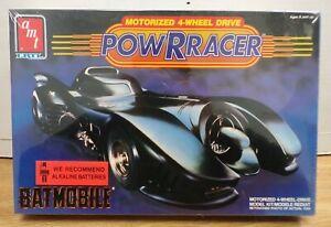 Batmobile PowRracer AMT ERTL 6972 Fac Sealed Model Kit 030121DBT