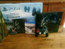ps4 1tb console limited edition star wars with star wars battlefront game