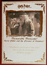 HARRY POTTER - MEMORABLE MOMENTS #1 - Card #47 - IT'S TRUE SIRIUS IS INNOCENT