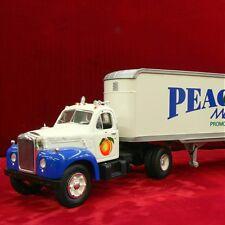VHTF - PEACHSTATE MOTORSPORTS - Mack B61 Semi Truck - First Gear