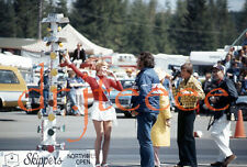 1973 NHRA Northwest Open MISS SKIPPERS - 35mm Drag Racing Slide