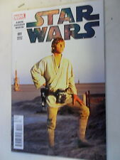 Star Wars USA - # 001-VARIANT EDITION-PHOTO COVER-Marvel-ad 0-1