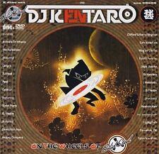 DJ KENTARO 'ON THE WHEELS OF SOLID STEEL' CD+DVD NEW UNPLAYED DISTRIBUTOR STOCK