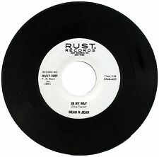 "DEAN & JEAN  ""IN MY WAY""   KILLER CLUB CLASSIC / R&B MOVER    LISTEN!"
