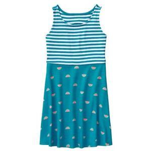 NWT Gymboree Sunny Adventure Melon Teal Dress Girls many sizes
