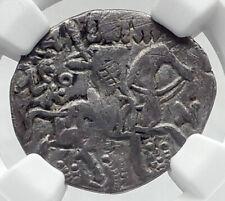 ALEXIUS II Empire of TREBIZOND Ancient Byzantine Silver Asper Coin NGC i80638