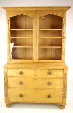 Pine Sideboard, Antique Hutch, Farm Kitchen, 1860, Antique Furniture, B1294