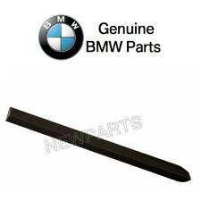 BMW E30 318i 318is 325is Black Rear Passenger Right Quarter Moulding Genuine
