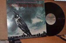THE FALCON AND THE SNOWMAN 1985 EMI MINT- MOVIE SOUNDTRACK LP; DAVID BOWIE VOCAL