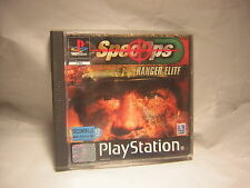 Playstation 1 Spec Ops Ranger Elite PS1 PS2