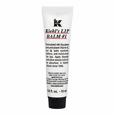 Kiehl's Lip Balm NEW no.1 (Tube) 15ml Skincare Lips Dryness Moisturizing #1746