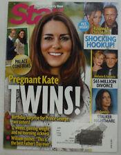 Star Magazine Princess Kate & Antonio Banderas June 2014 051115R