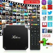 HDMI TV BOX SMART IP X96 MINI PRO ANDROID 9.0 4GB 16GB 4K WIRELESS WIFI VELOCE