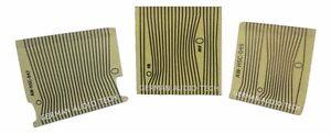 3x PORSCHE INSTRUMENT CLUSTER PIXEL REPAIR CABLES 996 986 BOXSTER CARRERA 911