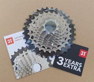 3T Bailout 11-fach Bicicleta de Carreras Casete 9-32 Dientes - Nuevo