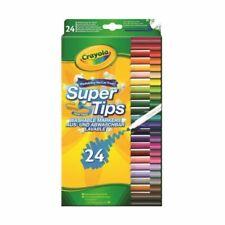 Crayola Supertips Washable Markers - 24 Pack