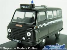 AUSTIN MORRIS J2 MODEL VAN POLICE 1:43 SCALE OXFORD JA004 MINIBUS DORMOBILE K8