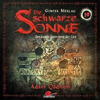 GÜNTER MERLAU - DIE SCHWARZE SONNE 19-ADAM QUADMON   CD NEW