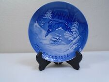 1964 Bing and Grondahl B & G Christmas Plate Grantraet Mint Condition
