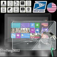 Tempered Glass Screen Protector For Microsoft Surface RT Tablet