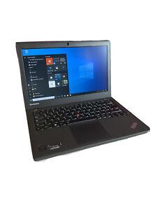 """Lenovo Thinkpad X240 12,5""""HD Notebook intel Core i5-4210U 180GBSSD 8GB  W10Pro"""