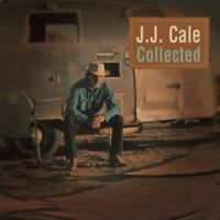 J.J. CALE - COLLECTED 3 VINYL LP NEU